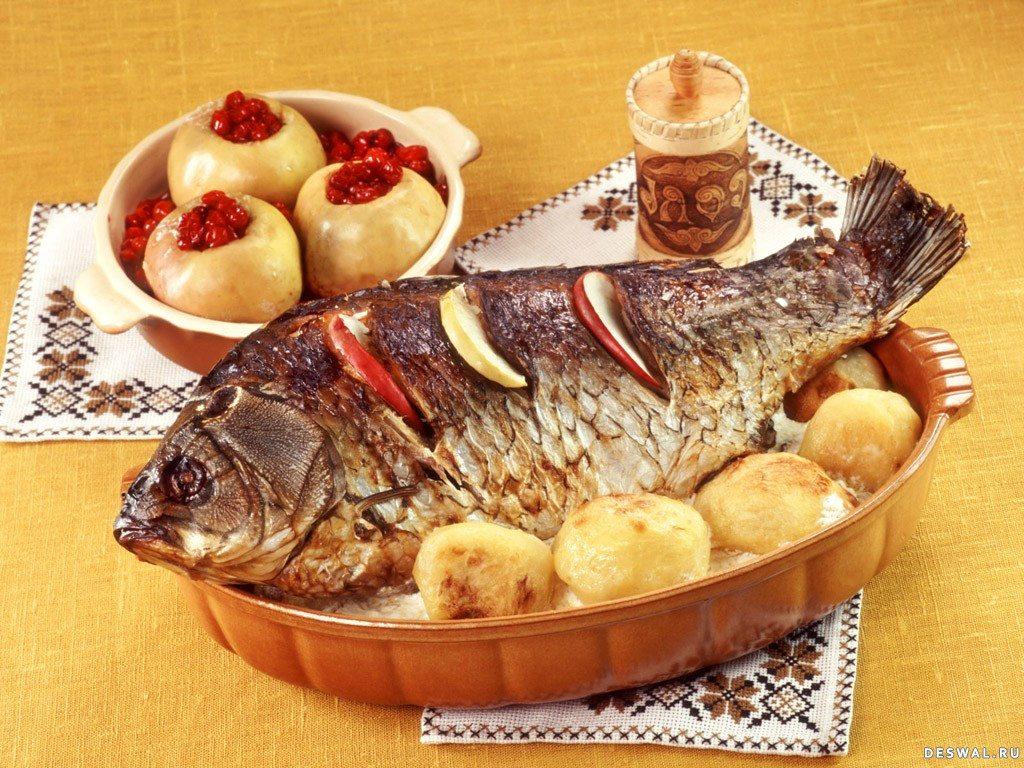 Какую рыбу было запрещено есть на Руси?