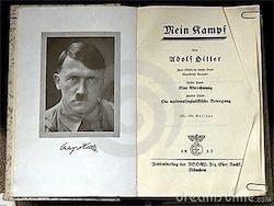 Mein Kampf стала бестселлером в Великобритании и США