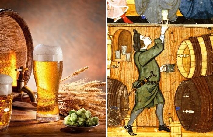 За что средневековые монахи отлучили от Церкви любителей пива