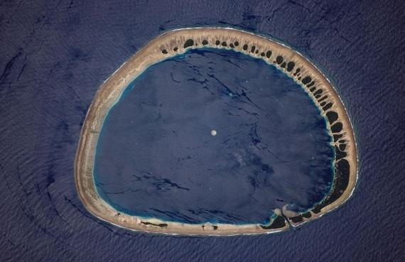 Топ-10 атоллов мира, каждый из которых - филиал рая на земле
