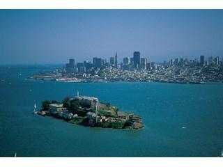 Немного интересностей о форт-Ноксе и Алькатрасе