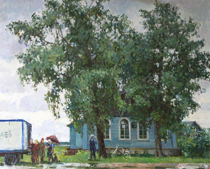 художник Ирина Рыбакова картины – 17