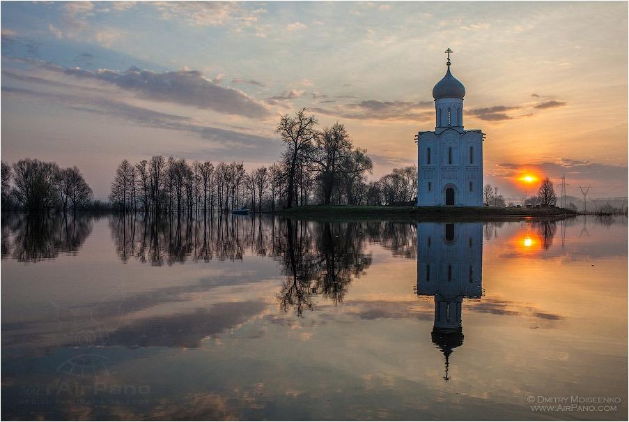 Тайны самого древнего храма России