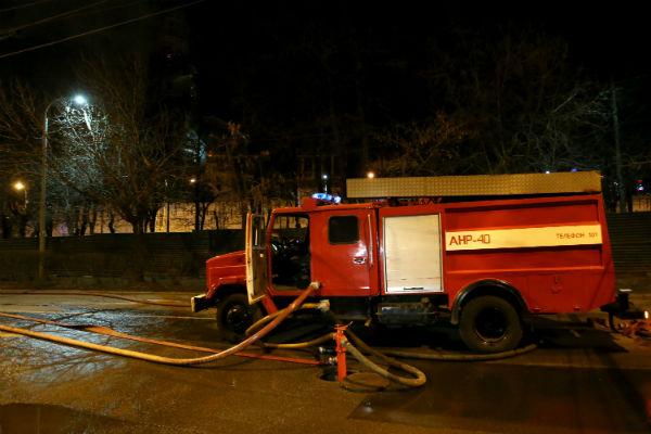 В Домодедово из дома эвакуированы жильцы из-за взрыва газа