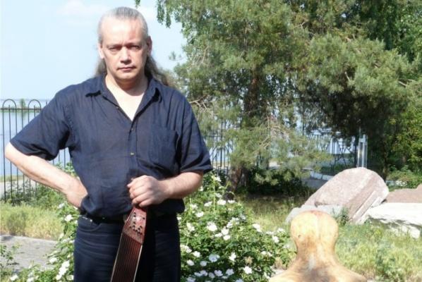 Олег Атаманов - Песняр, Кобзарь, Боян Всея Руси, воспевающий Родину Белого Света!