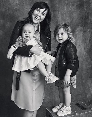 Ольга Шелест: дети и муж. Зачем откладывать рождение детей
