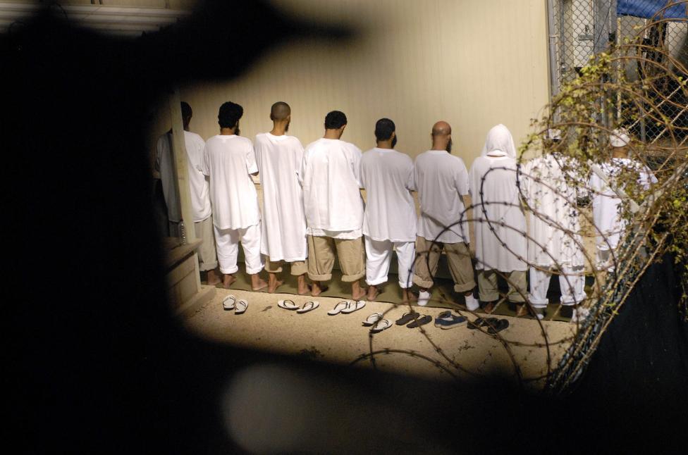За стенами американской военной тюрьмы в Гуантанамо