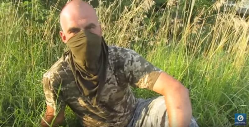 «Убивайте и режьте их!»: наемник-головорез из Латвии рассказал украинцам рецепт победы на Донбассе
