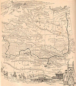 Великий русский путешественник Николай Михайлович Пржевальский