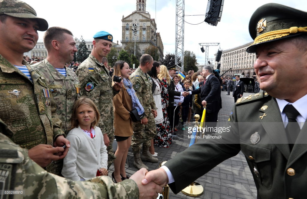 Сегодня Украина стала независимой