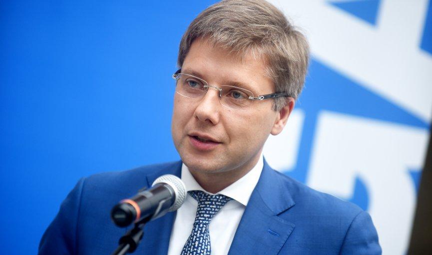 Мэра Риги оштрафовали на €140 за использование русского языка