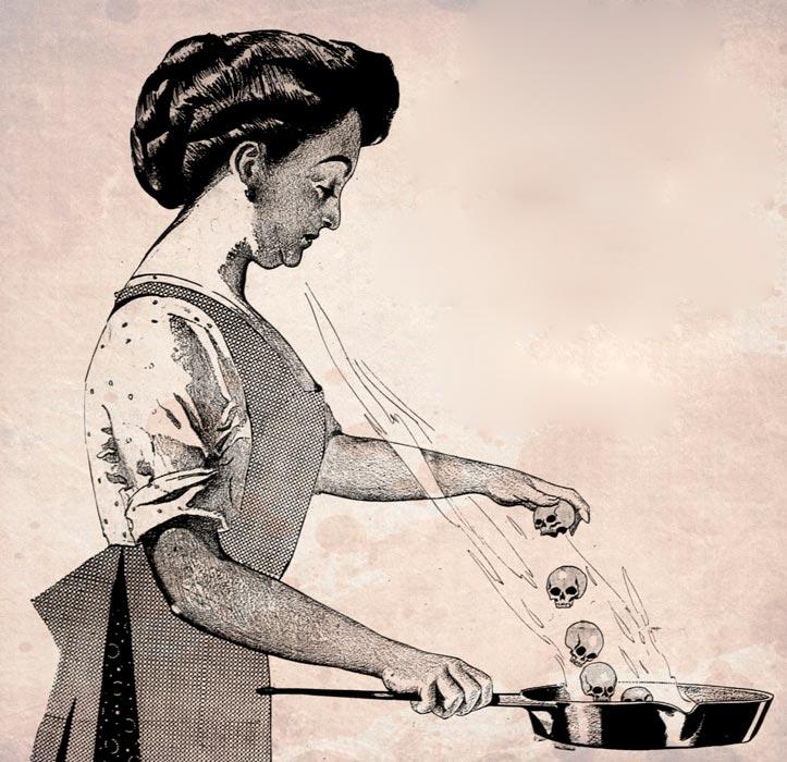 Тифозная Мэри — кухарка, нач…