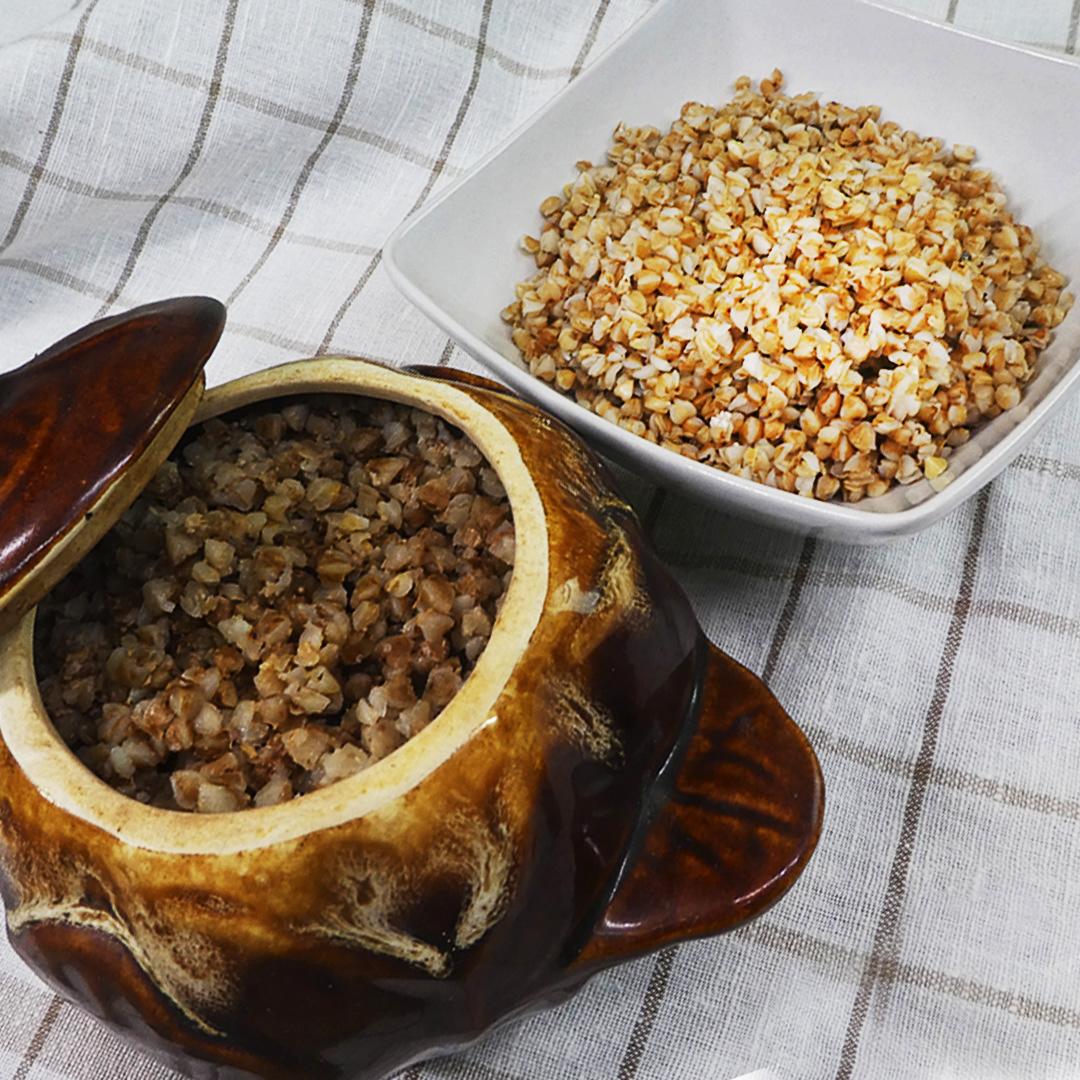 Варю гречку  по-старорусски и рецепт гречки — биологически активной!