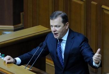 Ляшко рассказал в Раде матерный анекдот про украинских политиков (ВИДЕО)