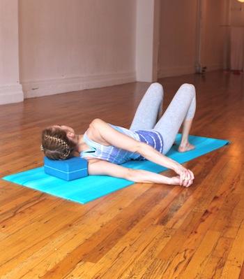 Боль во время йоги