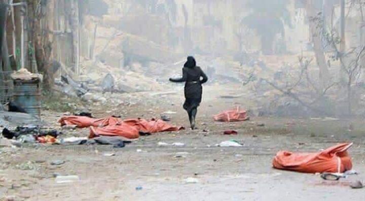 Фото убитых игиловцами христиан в Ираке украинские СМИ выдали за зверства Асада в Алеппо