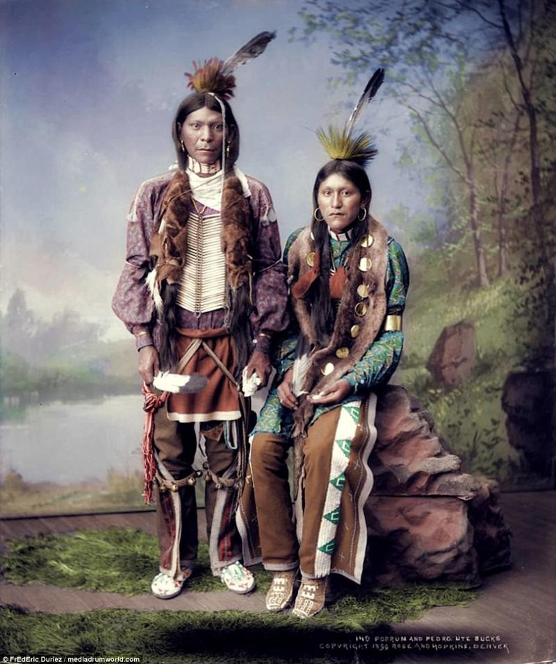 Вот как на самом деле выглядели знаменитые индейские вожди