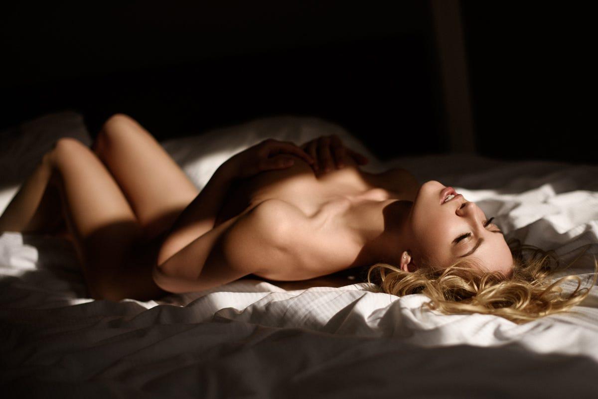 Интересно..мне Снились Сексуальные Сны Вчера Позавчера...в Полудреме