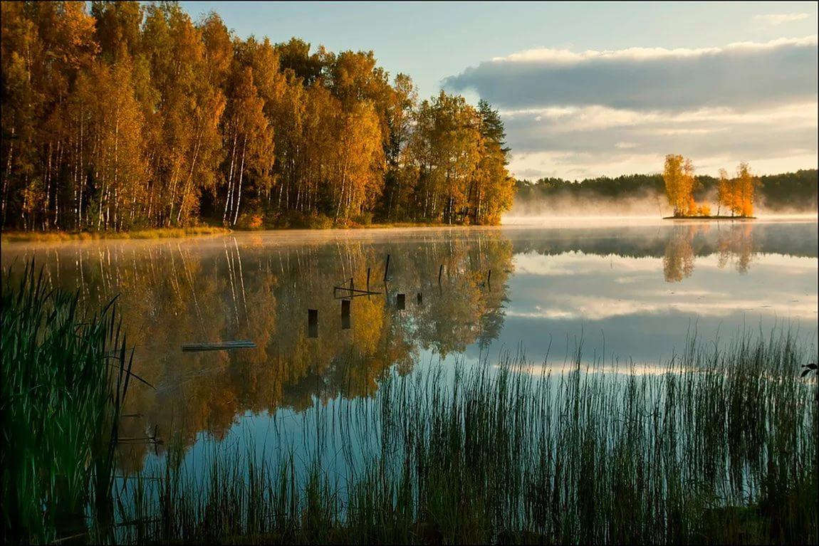 Красочные пейзажи России в объективе Аркадия Белова