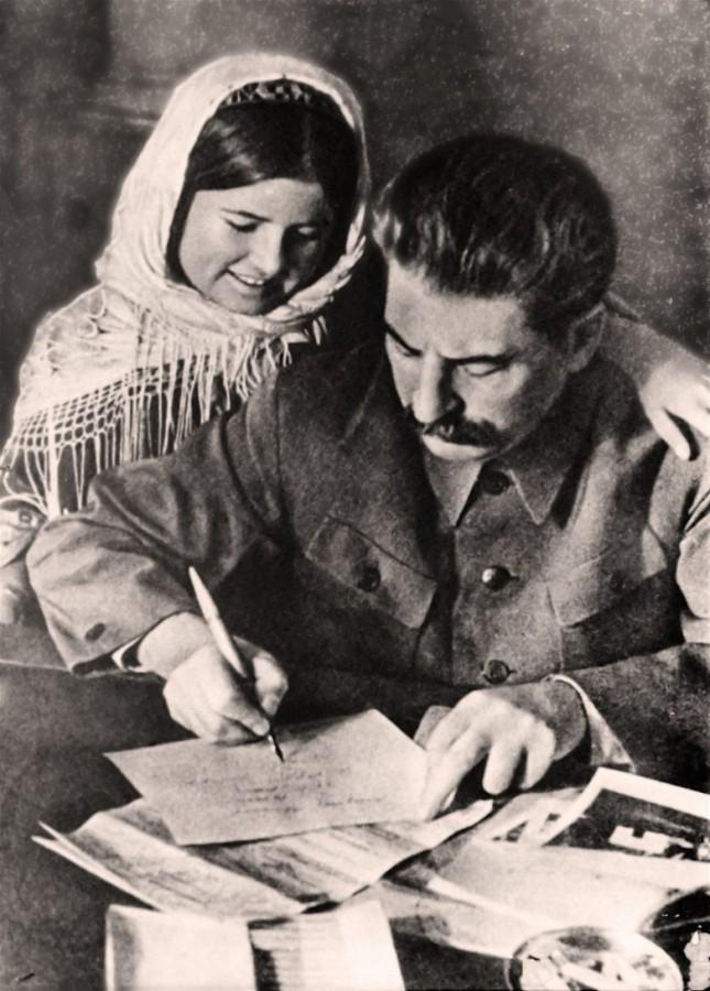 Сталин не ушел в прошлое, Сталин жив в сердцах и умах русского народа