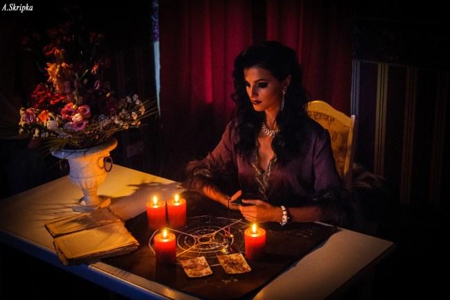 История практикующей ведьмы