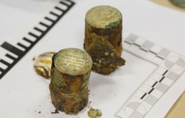 Во Пскове нашли клад Плюшкина