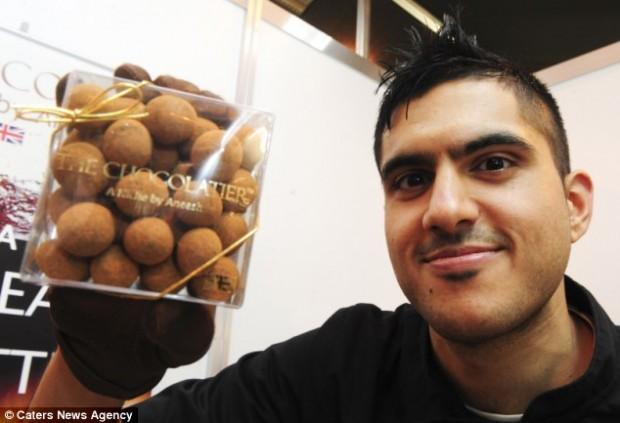 Мечта толстушки: создан шоколад для похудения