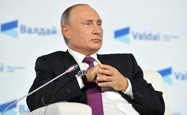 The Washington Post, США. Речь Путина похожа на выступление следующего президента, однако он хранит молчание о своих планах на выборы