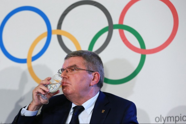 Олимпиада: Бесславные ублюдки из России