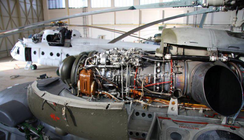 Чемезов рассказал об импорте украинских вертолетных двигателей в Россию