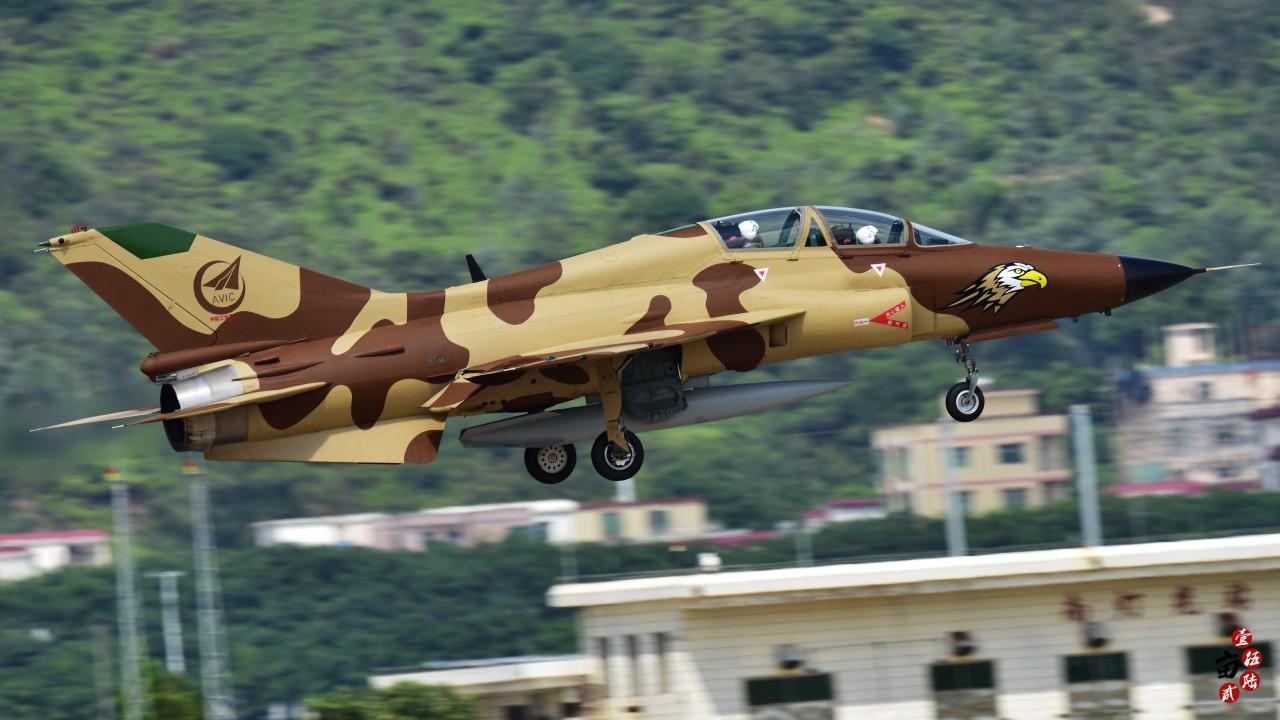 Судан приобрел китайские учебно-боевые самолеты FTC-2000