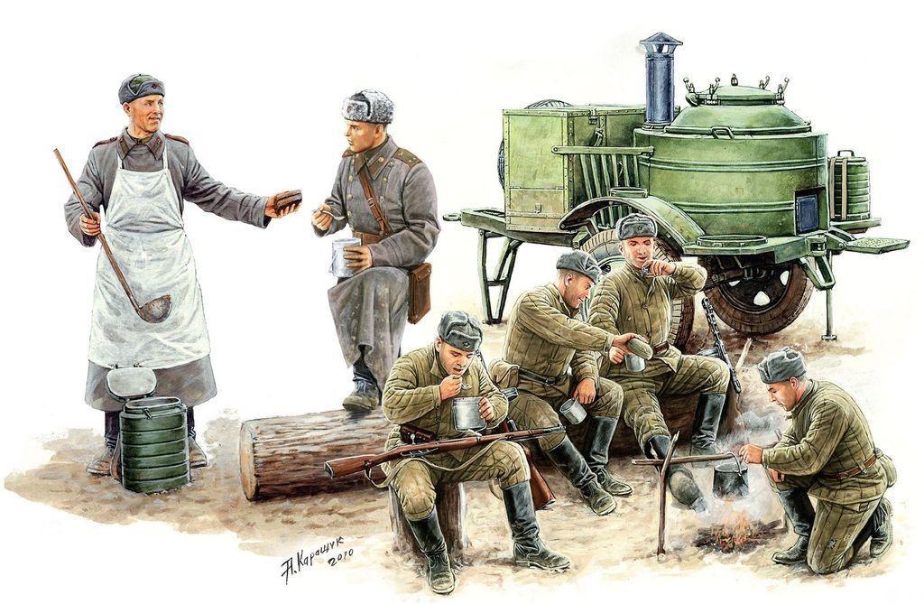 Смешные истории. Военные байки