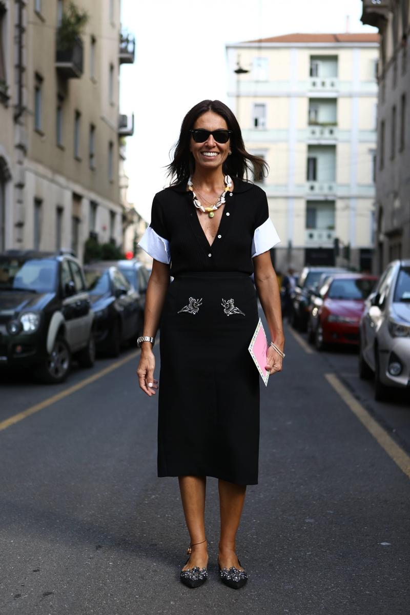 7 итальянских модниц, на которых мы хотим быть похожими