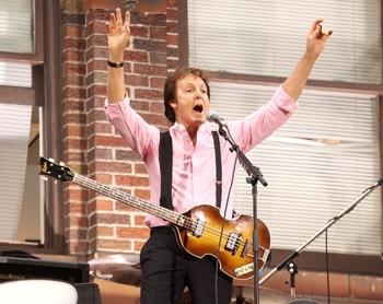 Пол Маккартни судится за песни The Beatles