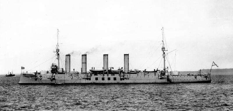 Готландский бой 19 июня 1915 г. Часть 3. Крейсера открыли огонь