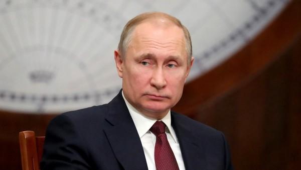 Путин удивил детей (ВИДЕО)