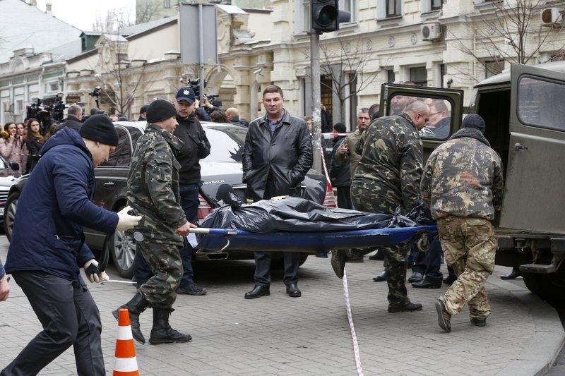 Портнов рассказал как выглядит убийство Вороненкова без всяких фантазий