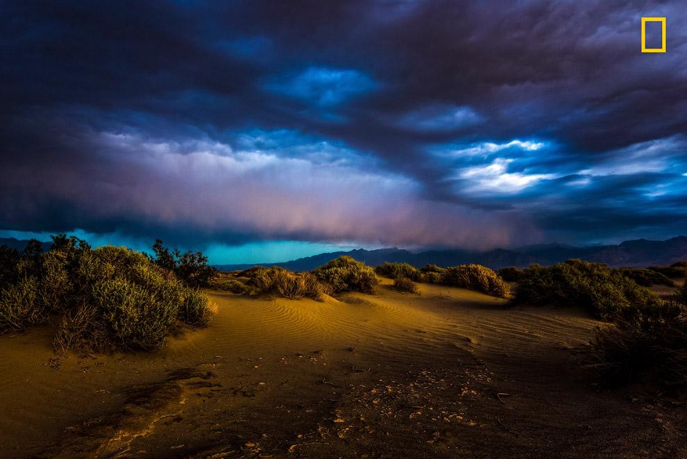 Буря в Национальном парке