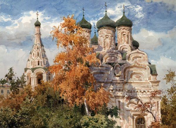 художник Сергея Анрияка картины 2 -17