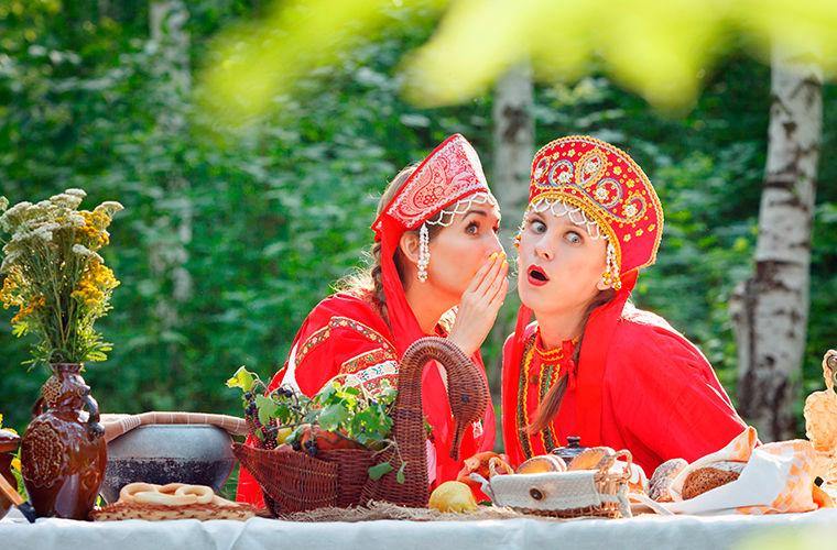 Взгляд иностранцев на стереотипы о России