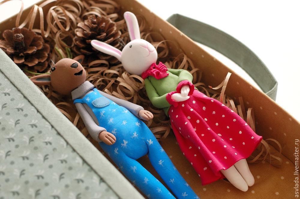 Делаем коробку для игрушек своими руками