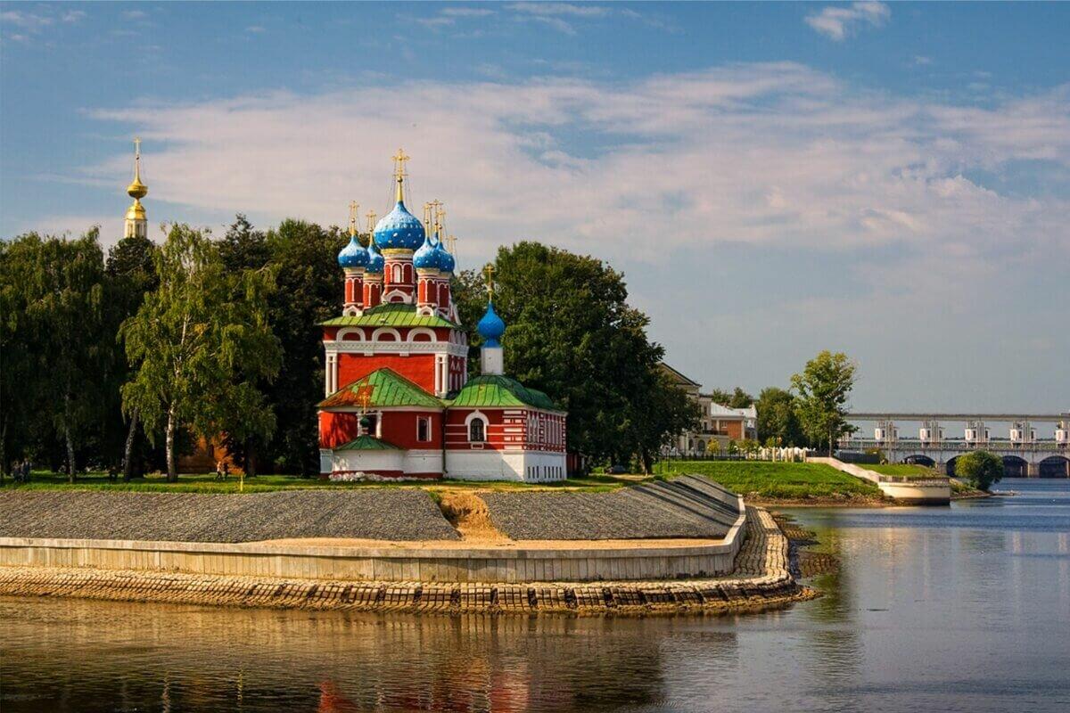 Церковь царевича Дмитрия в Угличе