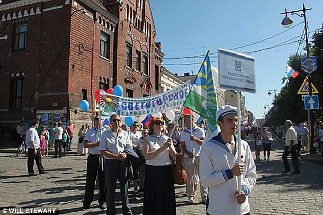 Мэр российского города объявил его зоной, свободной от геев