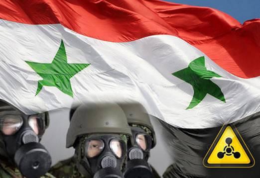 Вокруг Сирии снова химичат