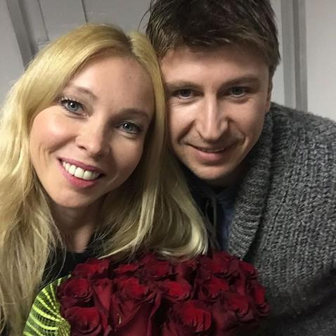 Алексей Ягудин и Татьяна Тот…