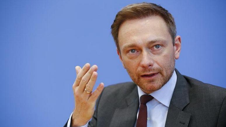 Deutschlandfunk: немецкий политик призвал временно смириться с «аннексией Крыма»