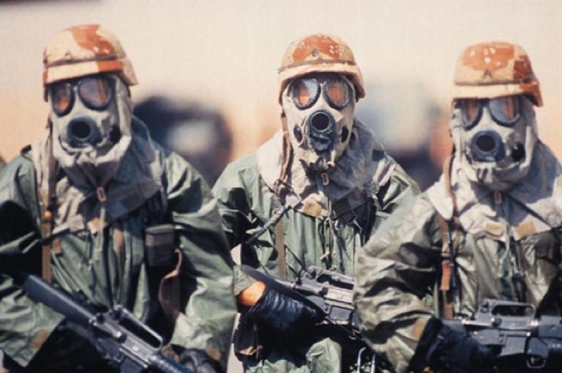 Химическое оружие ан-Нусры: часть боеприпасов произведена в США