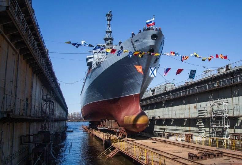 «Иван Хурс» будет передан флоту до конца года
