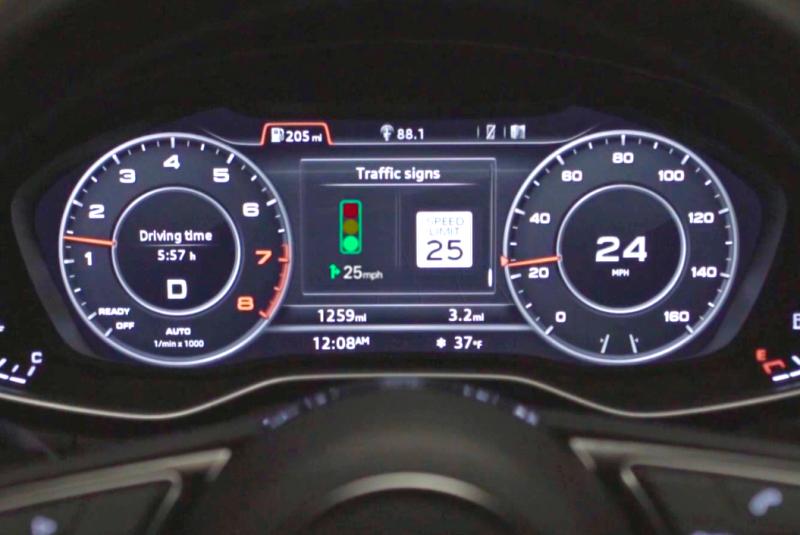 Всегда зеленый: Audi «отменяет» ожидания на светофорах