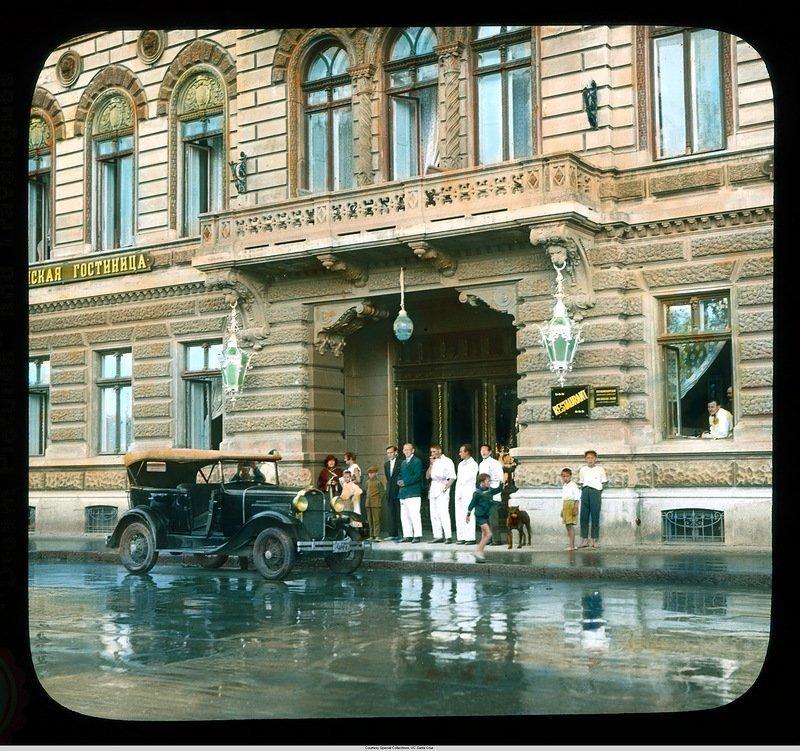 Гостиница Лондонская на Приморском бульваре Бренсон ДеКу, кадр, люди, одесса, фото, фотограф